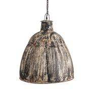 Lámpara de Techo Industrial en Hierro Marrón 44 x 44 x 51 cm