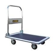 Carro Plataforma Industrial Ruedas Macizas Ref.580810