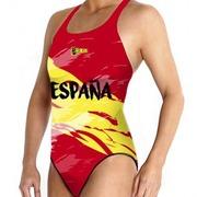 Bañador Waterpolo Femenino BBOSI España WC Evo Outlet Talla L