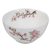 Cuenco Sakura en Porcelana 12 x 12 x 6 cm