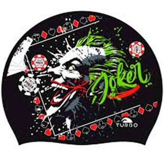 Gorro Natacion Silicona Turbo JOKER SPLASH