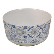 Cuenco Casadecor Mosaico en Porcelana 16 x 16 x 9 cm