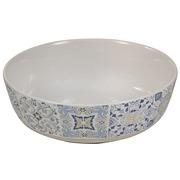 Plato Hondo Casadecor en Porcelana 18 x 18 x 6 cm