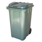 Contenedor de Basura 240 litros en PEHD Verde
