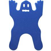 SOFTEE Tapiz Piscina con forma de Fantasma 98.5x73.5x4cm