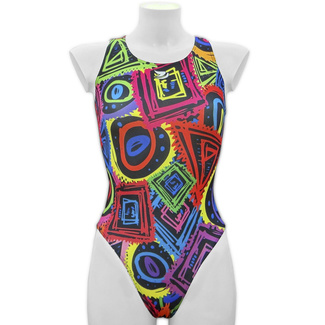 Daale Swim Bañador Color Xplosion