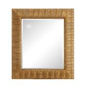 Espejo de Pared en Madera Oro 5 x 73,5 x 83,5 cm