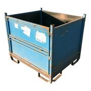 Contenedor Metalico Usado Plegable 100 x 120 cm
