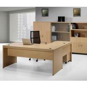Mesa Dirección Recta con Moldura Frontal Modelo Colina