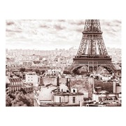 Cuadro París Foto Impresión 0,4 x 160 x 120 cm