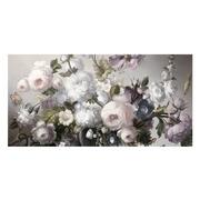 Cuadro Flores Impreso 3,5 x 140 x 70 cm