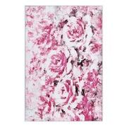 Cuadro Rosas Impreso en Lienzo con Marco 3 x 80 x 120 cm