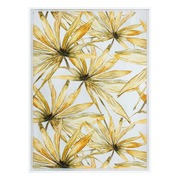 Cuadro Flores Impreso en Lienzo con Marco 3 x 55 x 75 cm
