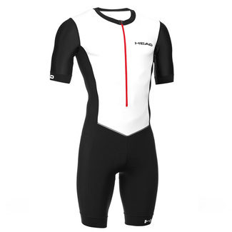 HEAD Tri Traje TRI SUIT MAN with Zip and Padding