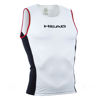 HEAD Camiseta TRIP TOP MAN sin cremallera