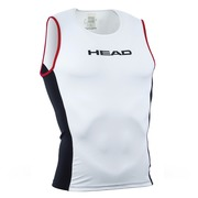 HEAD TRI TOP MAN sin cremallera