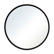 Espejo Pared Círcular Negro 3 x 50 x 50 cm