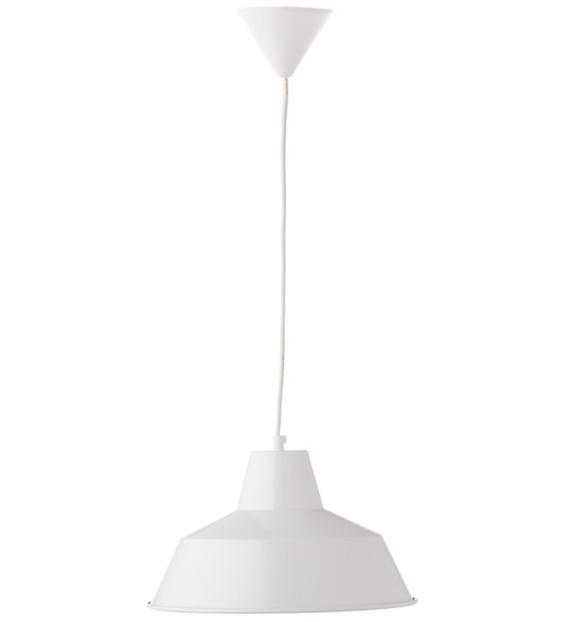 Lámpara de Techo Industrial Paraguas de Metal Ref.180