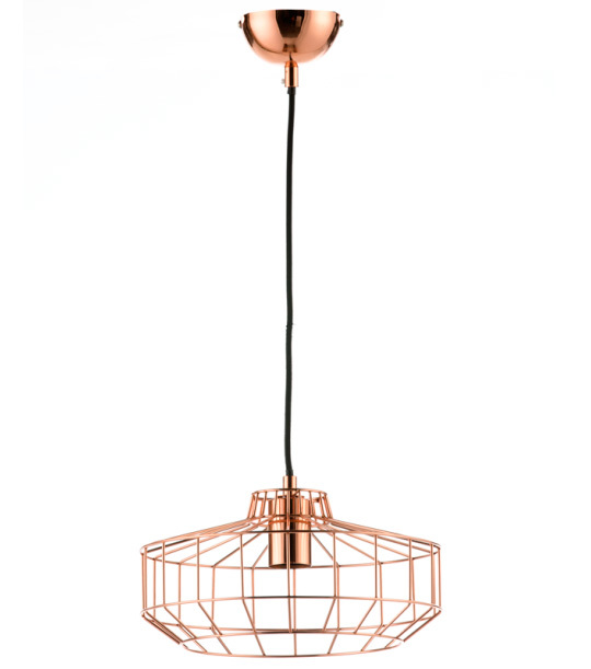 Lámpara Techo Volet de Varillas Metálicas Ref.502