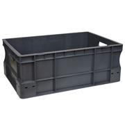 Caja de Plástico Gris Euro Box 40 x 60 x 22 cm Ref.SPK 4623