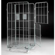Roll Lavanderia de Metal Puerta Doble Ref.RLDP86-104-5