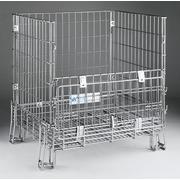 Jaula Módulo de Metro de Metal Plegable Ref.CMODM