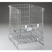 Jaula de Metal Medio Módulo Plegable Ref.CMMOD