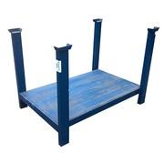 Alquiler Porta Puntales Semi Nuevos de Metal Azul 95 x 143 x 103 cm