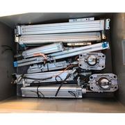 Caja 80-4 Lote Pistones Neumáticos
