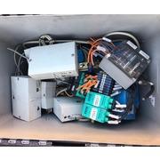Caja 60-9 Lote Material Eléctrico