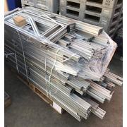 Perfileria de aluminio industrial P-4