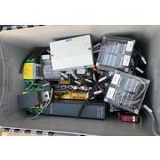 Caja 60-18 Lote Material Eléctrico
