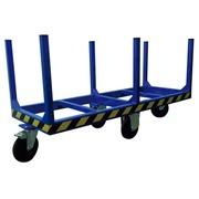 Carro Transporte de Tubos y Pefiles Largos Ref.6049