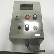 Caja eléctrica maquina con contador Hengstler 4