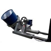 Implemento de Volteo de Bidones Lateral 360kg Ref.3057