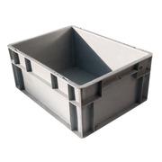 Caja de Plástico Norma Europa Semi Nueva 40 x 30 x 17 cm