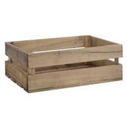 Caja Mediana de Madera 30,5 x 49 x 17,5 centímetros