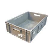 Caja de Plástico Usada Norma Europa 60 x 40 x 17 cm