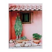 Cuadro Casa Impresión Sobre Cristal Templado 3,5 x 60 x 80 cm