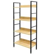 Estantería metal madera Lauter 28 x 60 x 125 cm