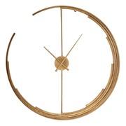 Reloj de Pared Oro 8 x 79 x 79 cm