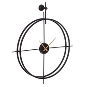 Reloj de Pared en Hierro 5 x 60 x 69 cm