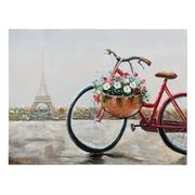 Pintura París sobre Lienzo 3,5 x 120 x 90 cm