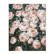 Cuadro en Oleo Rosas 4 x 80 x 100 cm