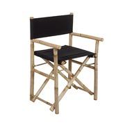 Silla Director en Bambú 45 x 58 x 89 cm