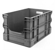 Caja Plástica Frente Abierto 40 x 60 x 33 Ref.SPK 4632OF