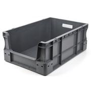 Caja de Plástico Frente Abierto 40 x 60 x 22 Ref.SPK 4623OF