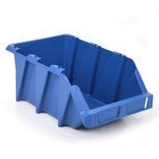 Gaveta de Plástico Azul 218x360x156 Ref.KPA 30 BLUE