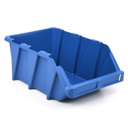 Gaveta Azul de Plástico 265x420x178 mm Ref.KPA 35 BLUE