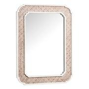 Espejo de Pared en Madera Abeto 4 x 54 x 74 cm